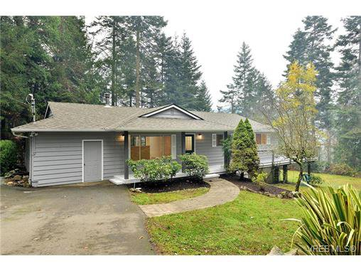 Main Photo: 9245 Hartfell Rd in NORTH SAANICH: NS Ardmore Single Family Detached for sale (North Saanich)  : MLS®# 745864