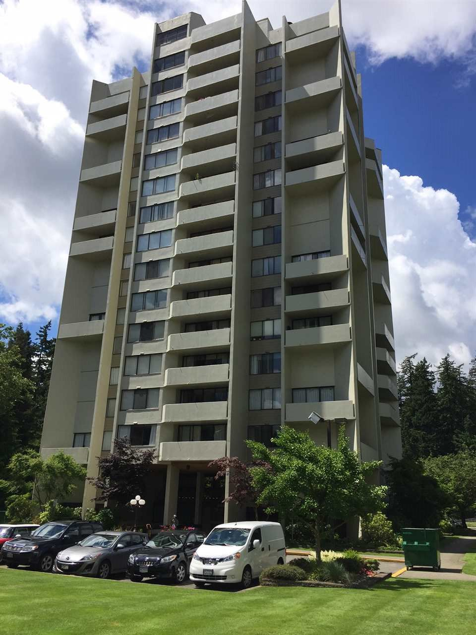 """Main Photo: 1606 4105 MAYWOOD Street in Burnaby: Metrotown Condo for sale in """"TIMES SQUARE"""" (Burnaby South)  : MLS®# R2178631"""
