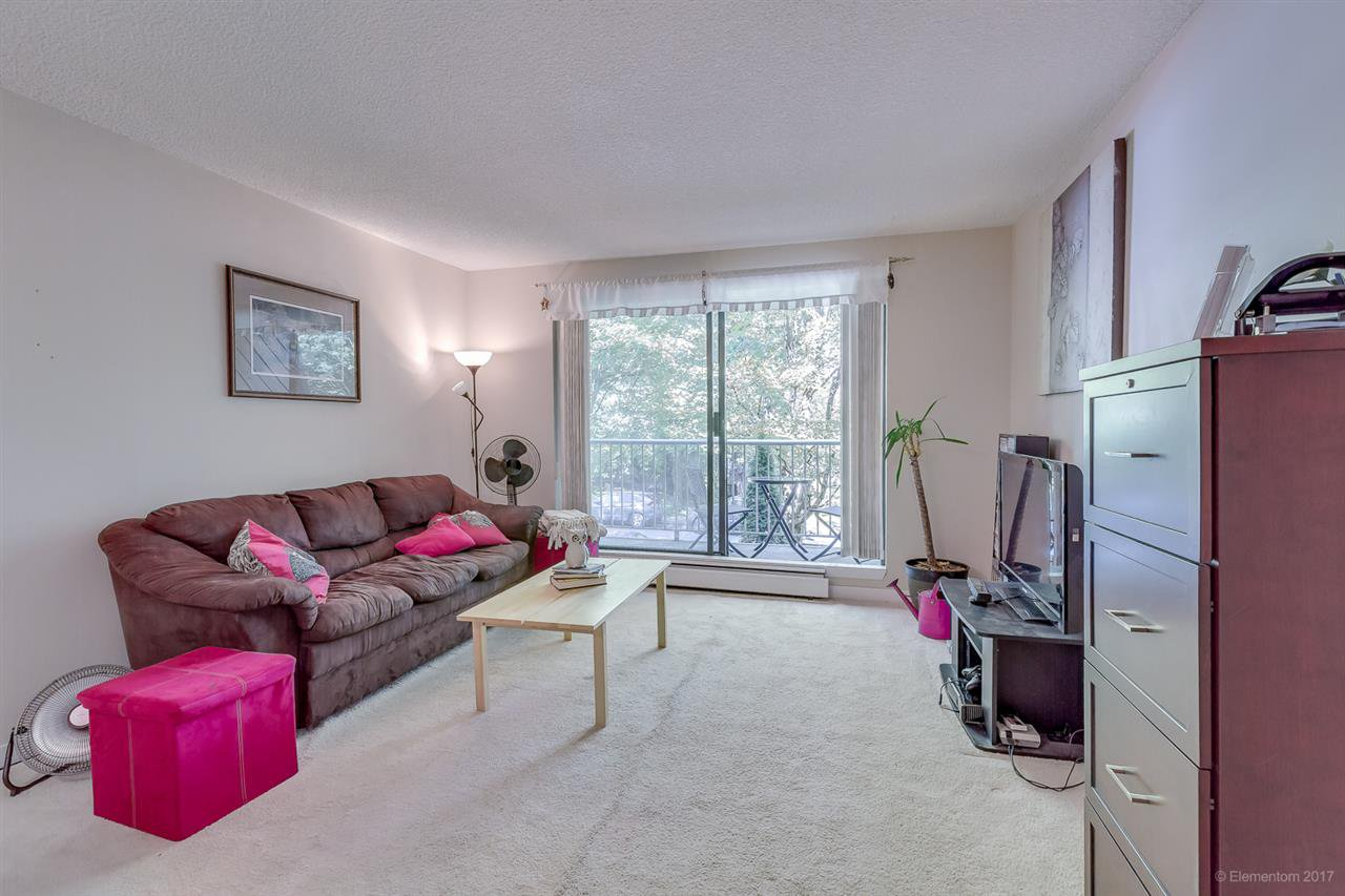 """Main Photo: 213 3921 CARRIGAN Court in Burnaby: Government Road Condo for sale in """"LOUGHEED ESTATES"""" (Burnaby North)  : MLS®# R2182216"""