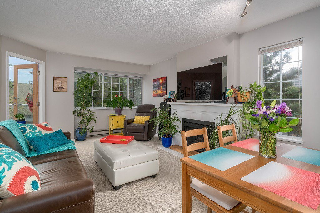 "Main Photo: 307 1386 W 73RD Avenue in Vancouver: Marpole Condo for sale in ""PARKSIDE 73"" (Vancouver West)  : MLS®# R2206978"