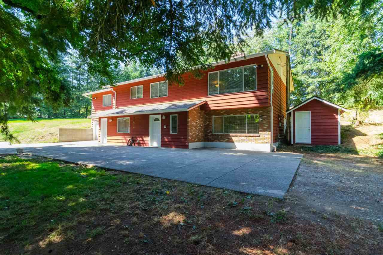 Main Photo: 25512 12 Avenue in Langley: Otter District House for sale : MLS®# R2235152