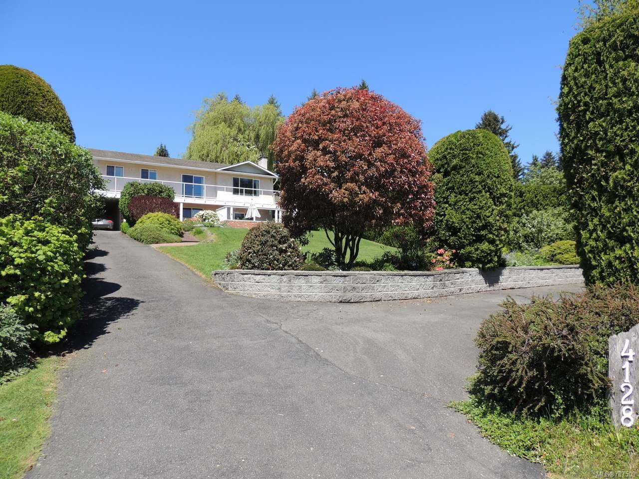 Main Photo: 4128 St. Catherines Dr in COBBLE HILL: ML Cobble Hill House for sale (Malahat & Area)  : MLS®# 787509