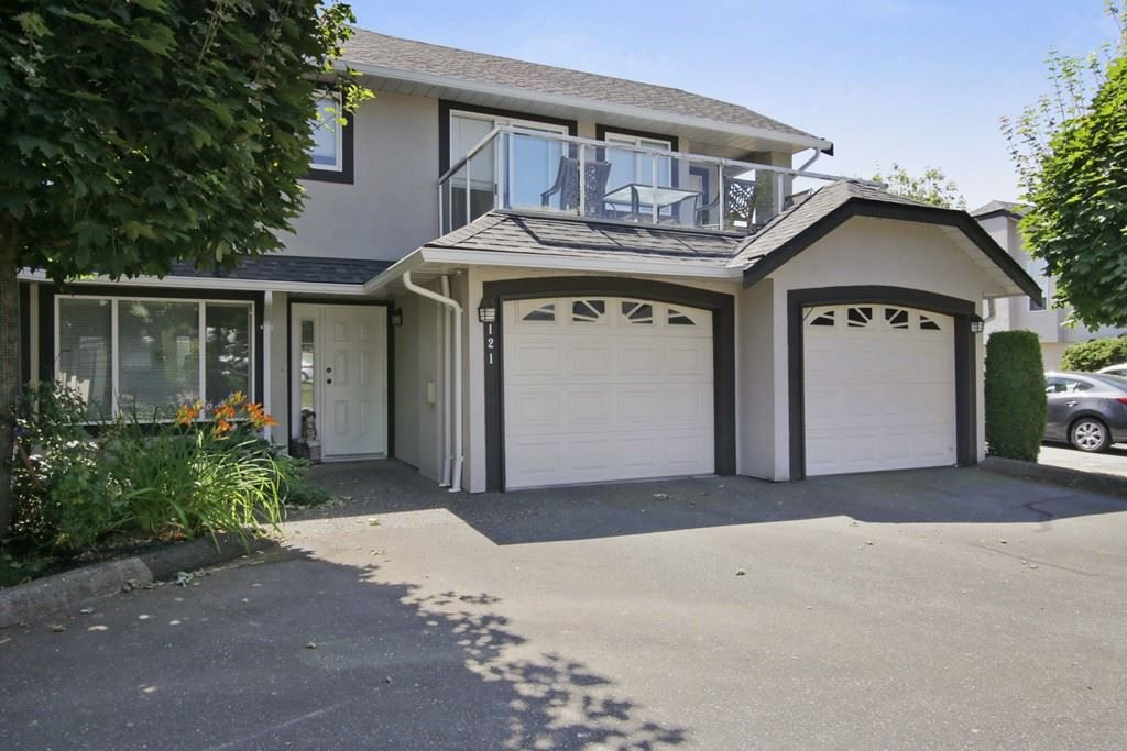 "Main Photo: 121 3160 TOWNLINE Road in Abbotsford: Abbotsford West Townhouse for sale in ""SouthPoint"" : MLS®# R2291858"