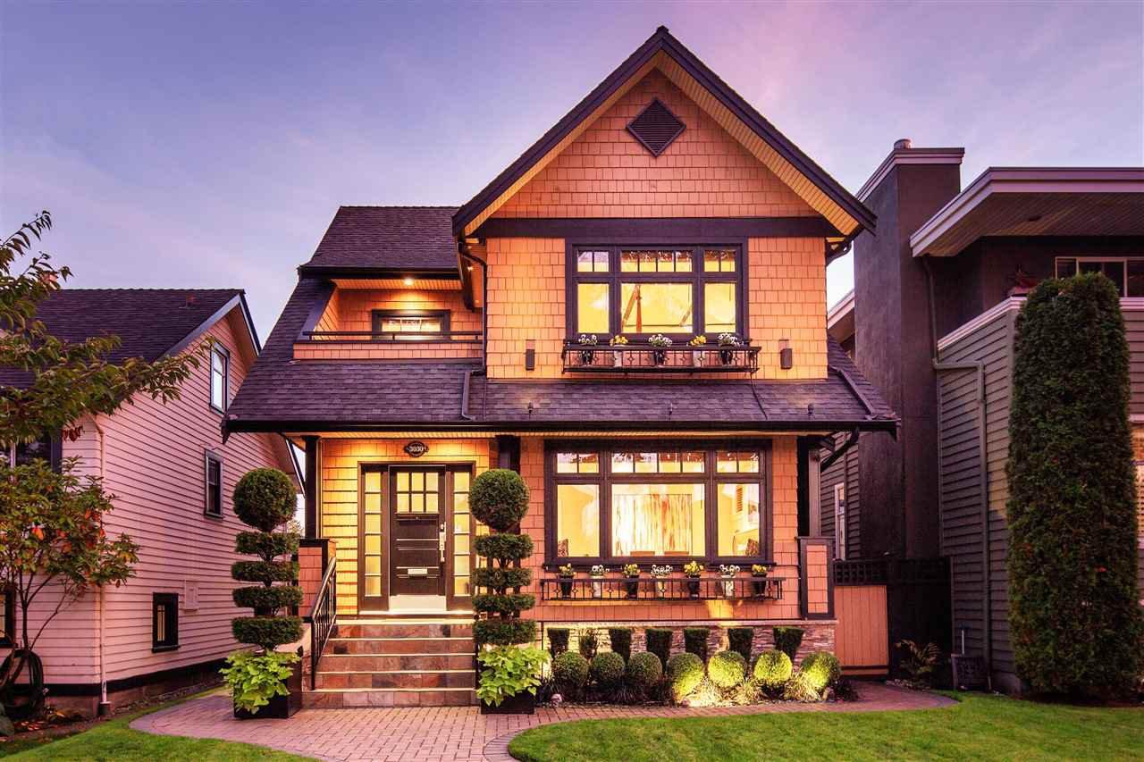 "Main Photo: 3030 W 15TH Avenue in Vancouver: Kitsilano House for sale in ""KITSILANO"" (Vancouver West)  : MLS®# R2307047"