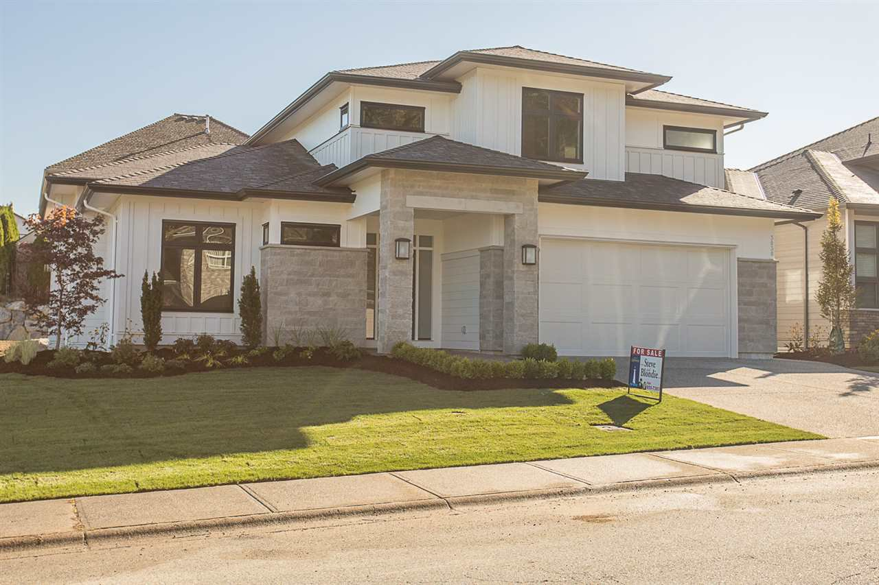 """Main Photo: 3838 COACHSTONE Way in Abbotsford: Abbotsford East House for sale in """"CREEKSTONE ON THE PARK"""" : MLS®# R2312698"""