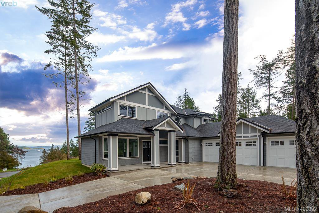 Main Photo: 11370 Wild Rose Lane in NORTH SAANICH: NS Lands End Single Family Detached for sale (North Saanich)  : MLS®# 402092