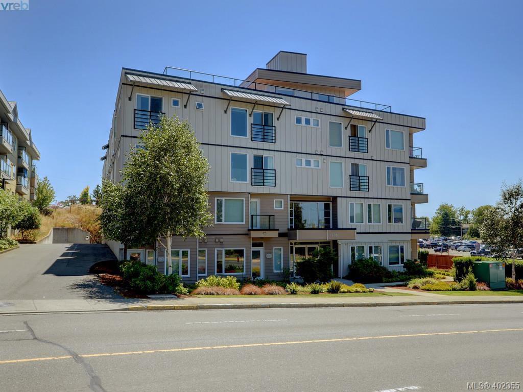 Main Photo: 212 1405 Esquimalt Road in VICTORIA: Es Saxe Point Condo Apartment for sale (Esquimalt)  : MLS®# 402355