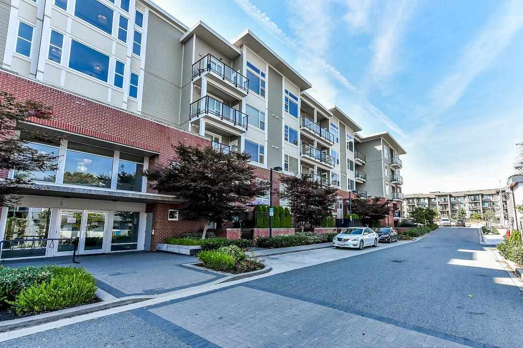 "Photo 1: Photos: 302 15956 86A Avenue in Surrey: Fleetwood Tynehead Condo for sale in ""Ascend"" : MLS®# R2328477"