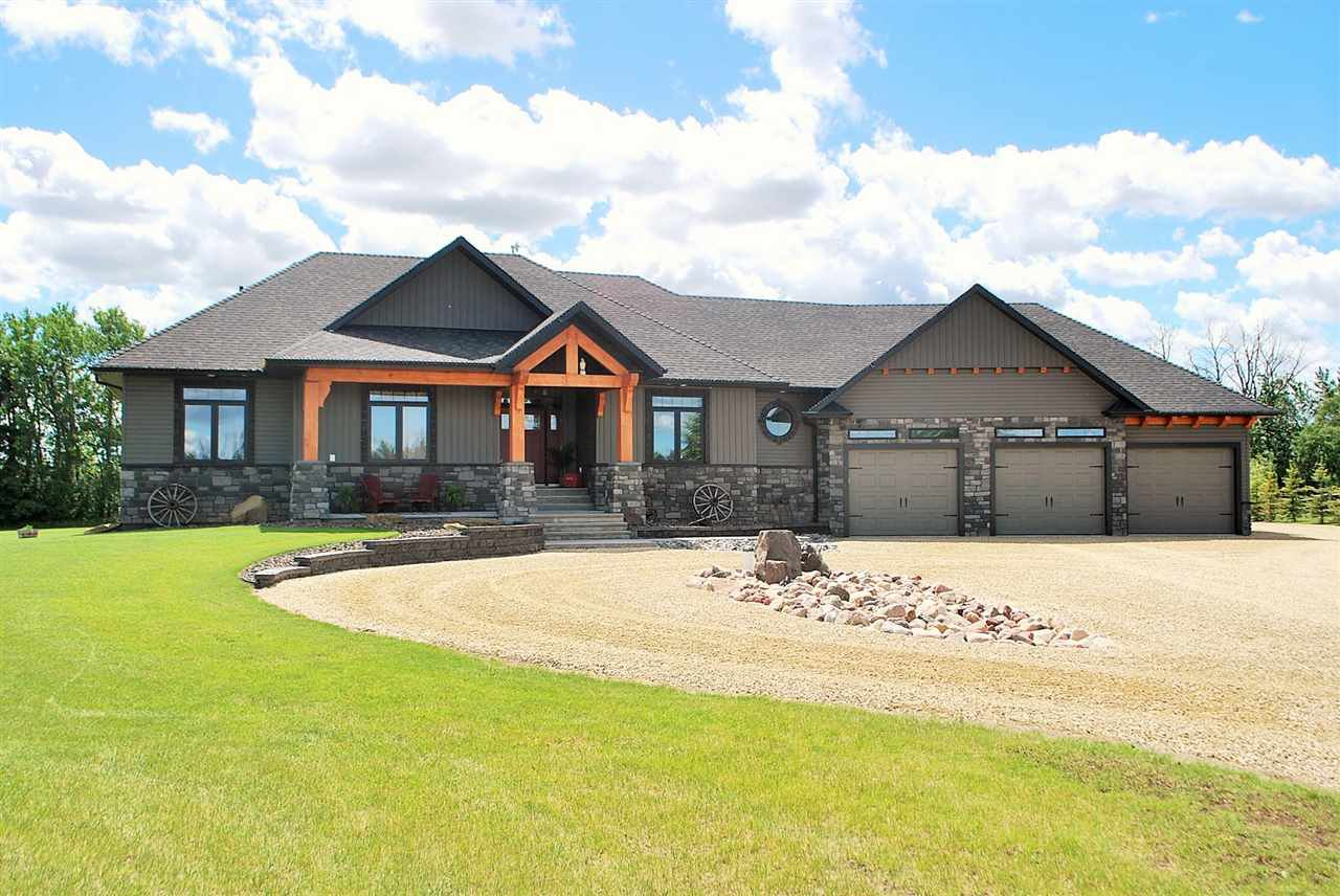 Main Photo: 7 53319 RGE RD 275: Rural Parkland County House for sale : MLS®# E4154650
