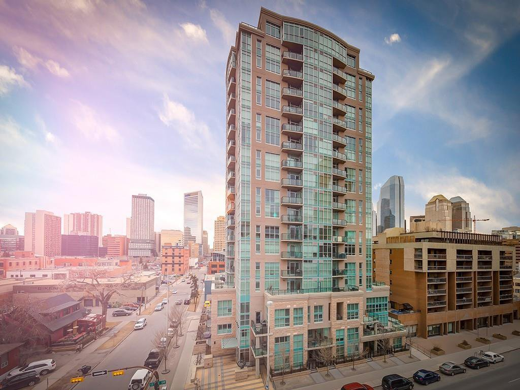 Main Photo: 401 788 12 Avenue SW in Calgary: Beltline Apartment for sale : MLS®# C4256922