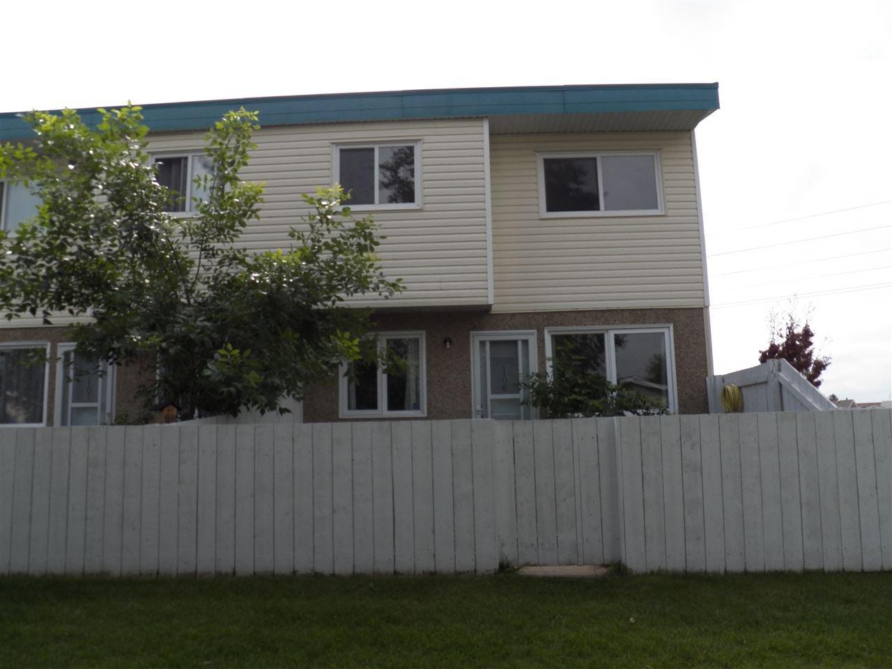 Main Photo: 106 16348 109 Street in Edmonton: Zone 27 Townhouse for sale : MLS®# E4168421