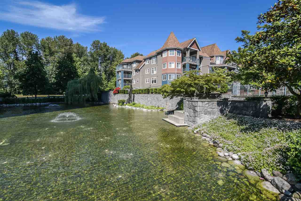 "Main Photo: 114 1200 EASTWOOD Street in Coquitlam: North Coquitlam Condo for sale in ""Lakeside Terrace"" : MLS®# R2404365"