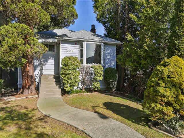 Main Photo: 3049 CHARLES STREET in : Renfrew VE House for sale : MLS®# V1108617