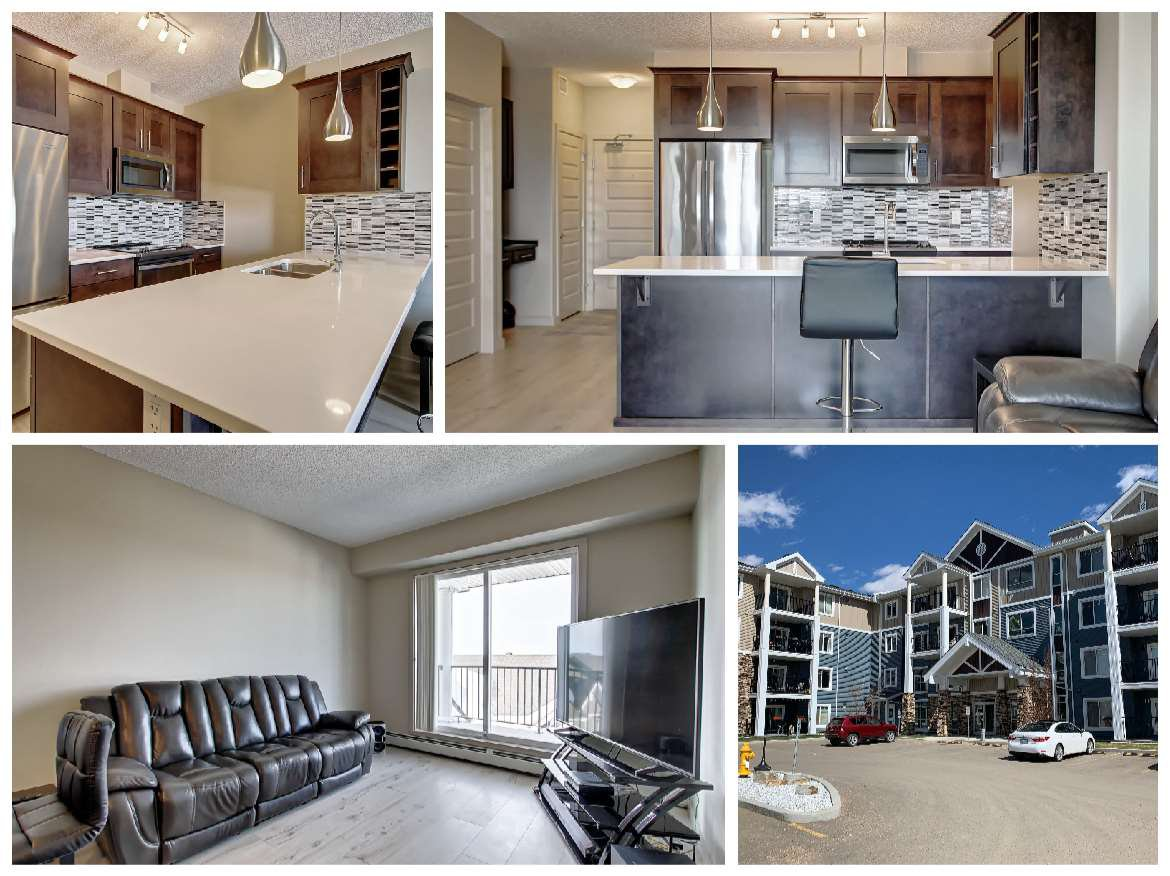 Main Photo: 403 4008 SAVARYN Drive in Edmonton: Zone 53 Condo for sale : MLS®# E4189171