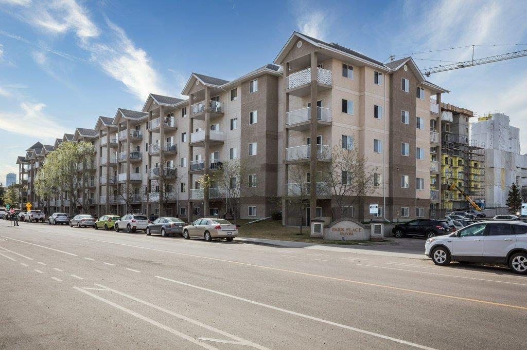 Main Photo: 515 10535 122 Street in Edmonton: Zone 07 Condo for sale : MLS®# E4196534