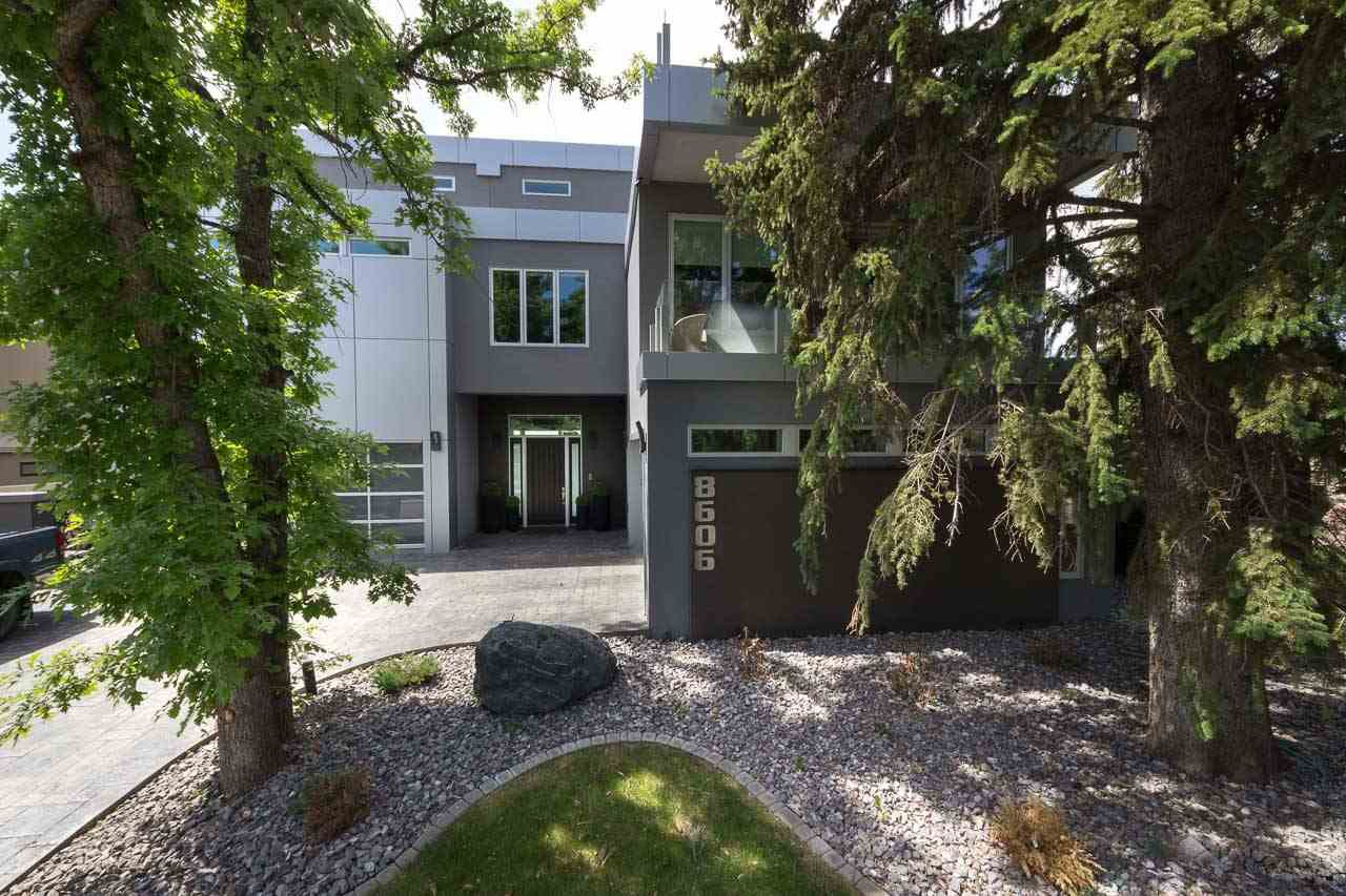 Main Photo: 8606 SASKATCHEWAN Drive in Edmonton: Zone 15 House for sale : MLS®# E4208569