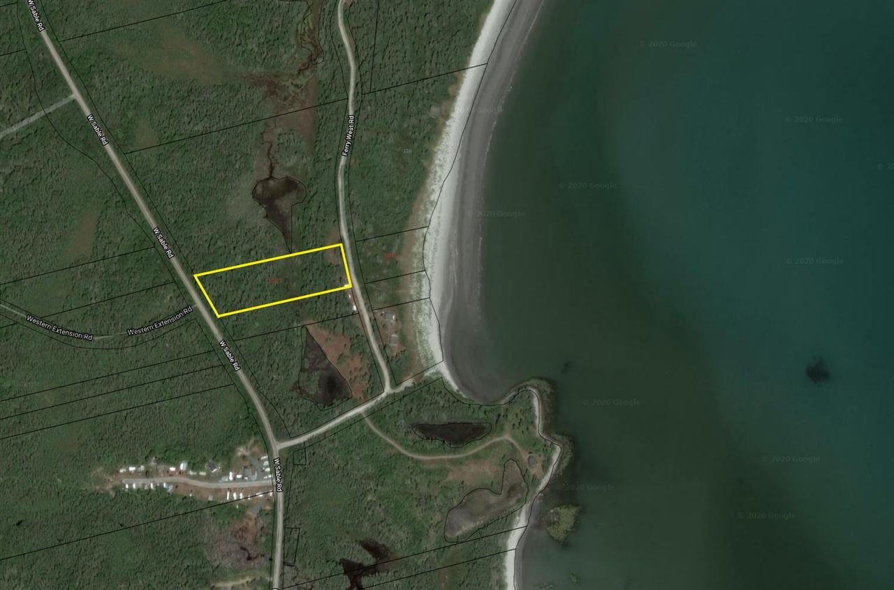Main Photo: Lo1 1 West Sable Road in Louis Head: 407-Shelburne County Vacant Land for sale (South Shore)  : MLS®# 202023246