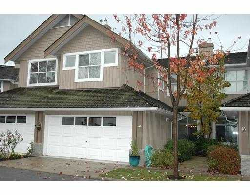 """Main Photo: 44 3555 WESTMINSTER HY in Richmond: Terra Nova Townhouse for sale in """"SONOMA"""" : MLS®# V562177"""