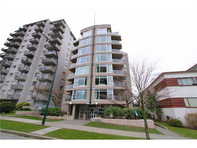 "Main Photo: 204 1272 COMOX Street in Vancouver: West End VW Condo for sale in ""CHATEAU COMOX"" (Vancouver West)  : MLS®# V873319"