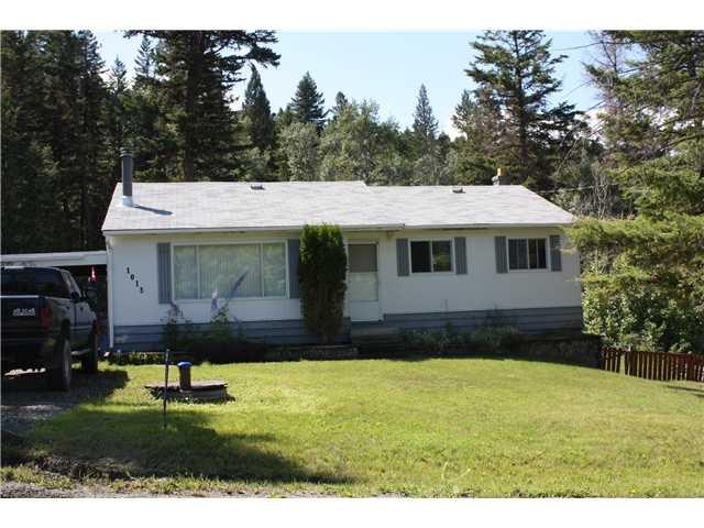 Main Photo: 1013 BALSAM Street in Williams Lake: Esler/Dog Creek House for sale (Williams Lake (Zone 27))  : MLS®# N211783