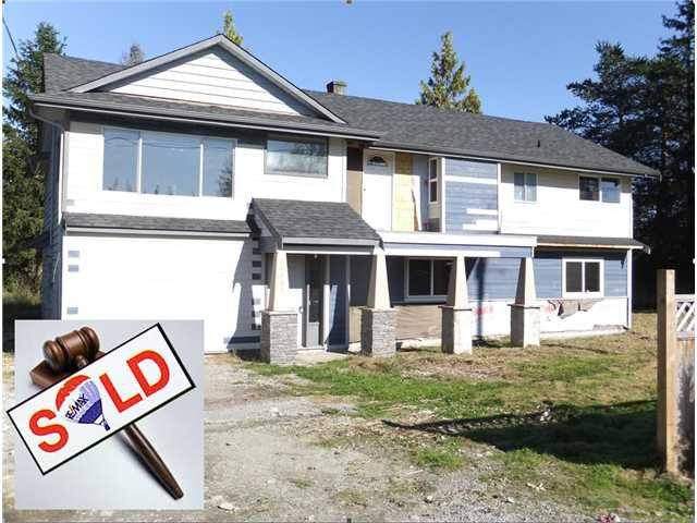 Main Photo: 21587 128TH Avenue in Maple Ridge: West Central House for sale : MLS®# V911327