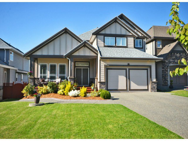 Main Photo: 21857 51 Avenue in Langley: Murrayville House for sale : MLS®# F1311251