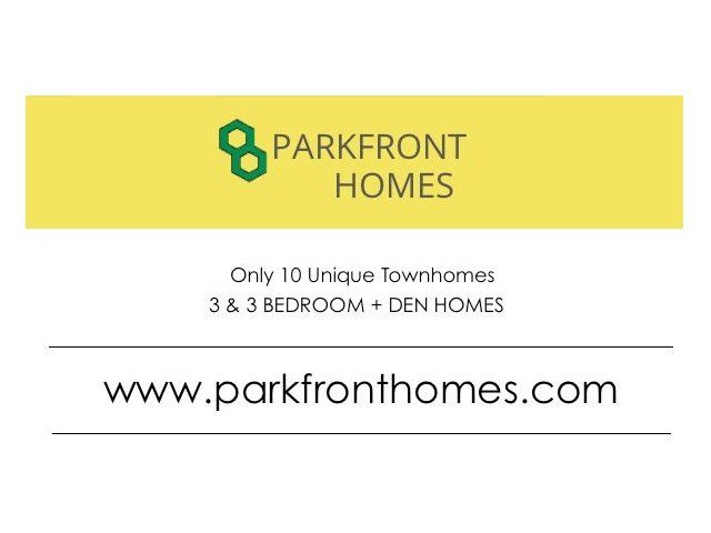 "Main Photo: 1 8531 WILLIAMS Road in Richmond: Saunders Townhouse for sale in ""PARKFRONT HOMES"" : MLS®# V1040103"