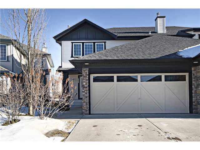 Main Photo: 113 COUGARSTONE Place SW in CALGARY: Cougar Ridge Residential Attached for sale (Calgary)  : MLS®# C3598233