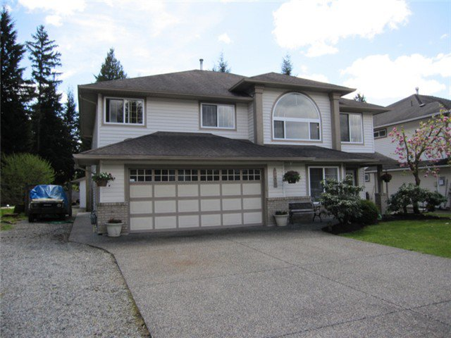 Main Photo: 22872 127TH Avenue in Maple Ridge: East Central House for sale : MLS®# V1061481
