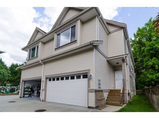 Main Photo: 3901 CEDAR Drive in Port Coquitlam: Lincoln Park PQ House 1/2 Duplex for sale : MLS®# V1066856