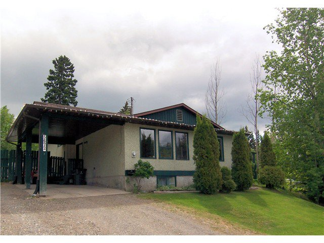 Main Photo: 5672 HEPTING Road in Prince George: Ingala House for sale (PG City North (Zone 73))  : MLS®# N236854
