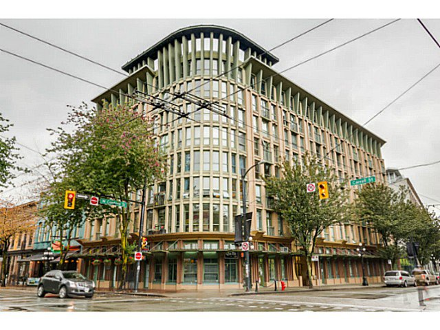 Main Photo: 401 1 E CORDOVA Street in Vancouver: Downtown VE Condo for sale (Vancouver East)  : MLS®# V1090568
