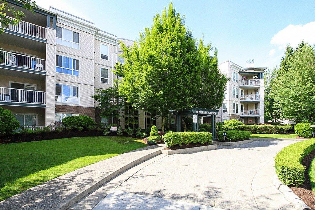 "Photo 2: Photos: 311 20200 54A Avenue in Langley: Langley City Condo for sale in ""MONTEREY GRANDE"" : MLS®# F1436676"
