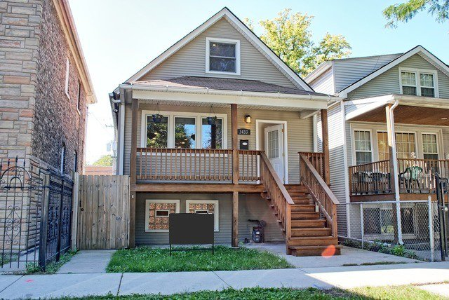 Main Photo: 3433 Melrose Street in CHICAGO: CHI - Avondale Single Family Home for sale ()  : MLS®# 08889867
