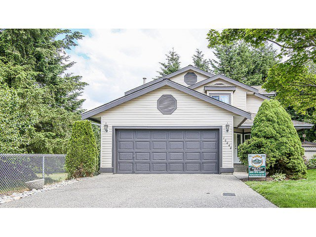 "Main Photo: 15444 90A Avenue in Surrey: Fleetwood Tynehead House for sale in ""BERKSHIRE PARK area"" : MLS®# F1443222"
