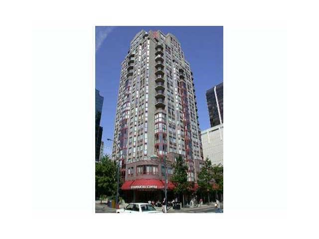 "Main Photo: 1106 811 HELMCKEN Street in Vancouver: Downtown VW Condo for sale in ""IMPERIAL TOWERS"" (Vancouver West)  : MLS®# V1142033"