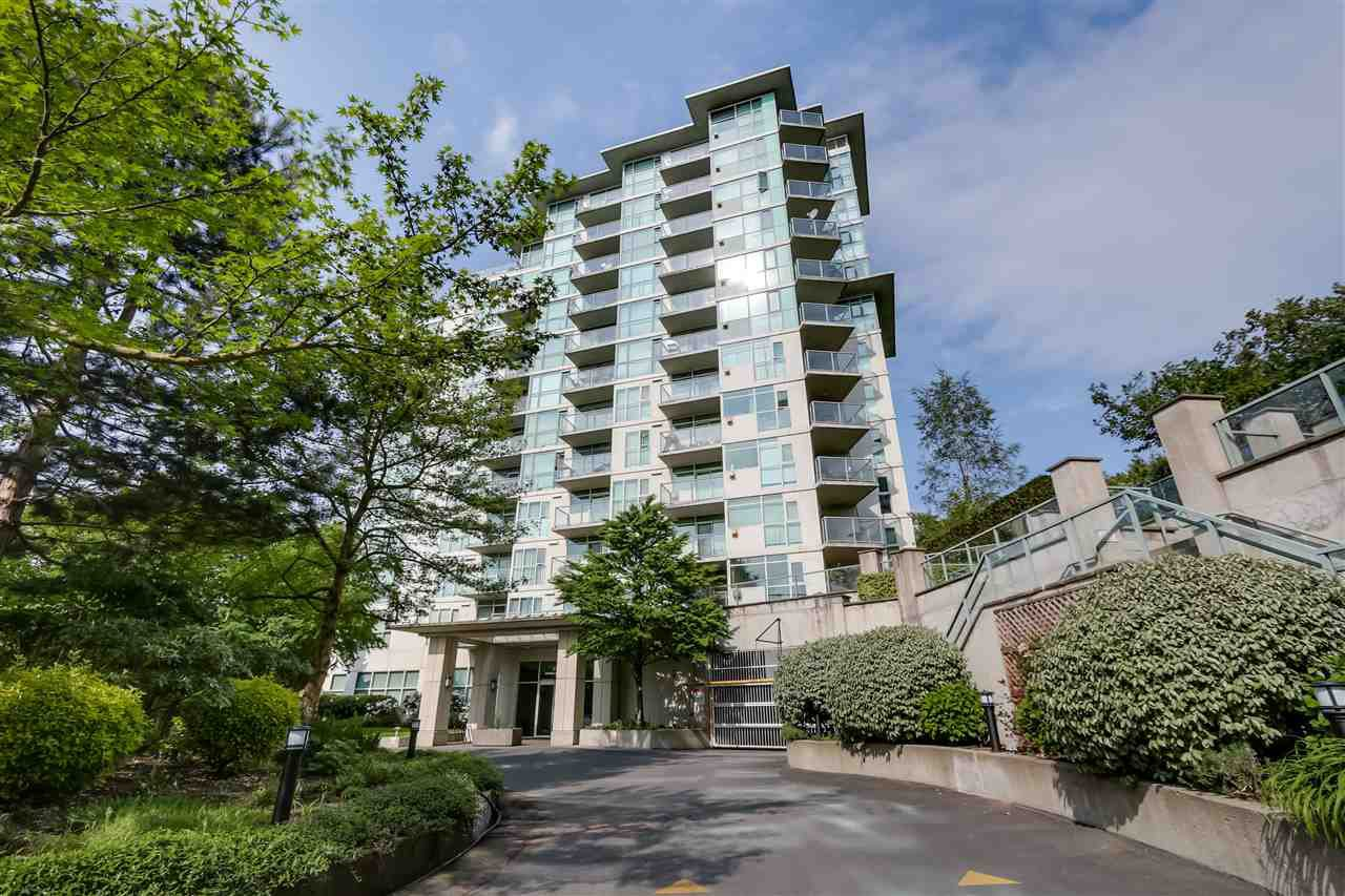 "Main Photo: 807 2733 CHANDLERY Place in Vancouver: Fraserview VE Condo for sale in ""RIVERDANCE"" (Vancouver East)  : MLS®# R2061726"