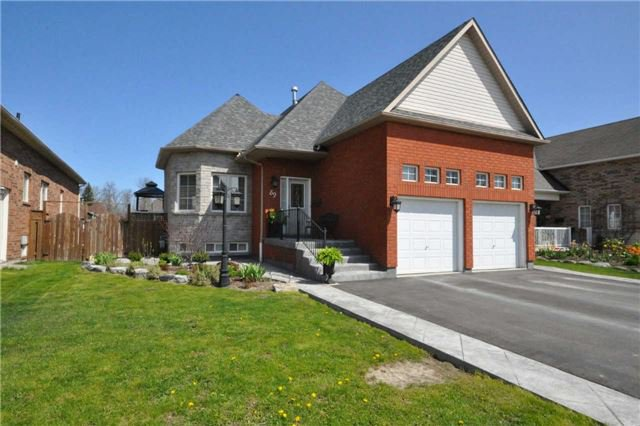 Main Photo: 89 Bayview Avenue in Georgina: Keswick South House (Bungalow-Raised) for sale : MLS®# N3491530