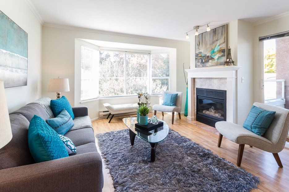 """Main Photo: 302 2620 JANE Street in Port Coquitlam: Central Pt Coquitlam Condo for sale in """"JANE GARDEN"""" : MLS®# R2115110"""