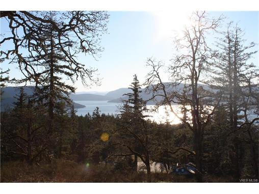 Main Photo: Lot 9 Canvasback Place in SALT SPRING ISLAND: GI Salt Spring Land for sale (Gulf Islands)  : MLS®# 372941