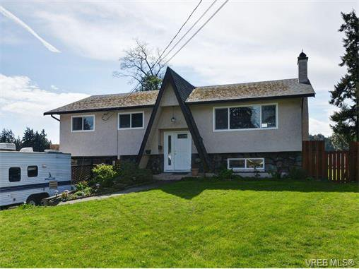 Main Photo: 621 Eiderwood Place in VICTORIA: Co Wishart North Single Family Detached for sale (Colwood)  : MLS®# 374865
