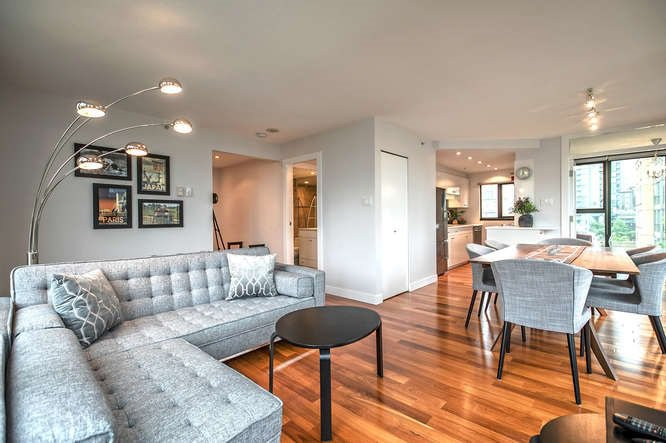 Main Photo: 605 1155 HOMER STREET in Vancouver: Yaletown Condo for sale (Vancouver West)  : MLS®# R2176454
