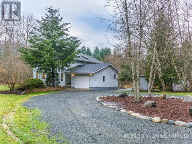 Main Photo: 3325 Durnin Road in Nanaimo: House for sale : MLS®# 403193