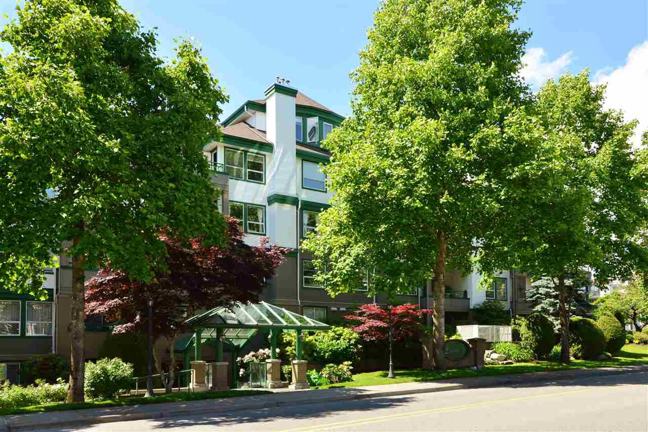 "Main Photo: 210 1575 BEST Street: White Rock Condo for sale in ""The Embassy"" (South Surrey White Rock)  : MLS®# R2180368"