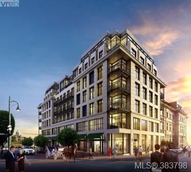 Main Photo: 508 816 Government St in VICTORIA: Vi Downtown Condo for sale (Victoria)  : MLS®# 771288