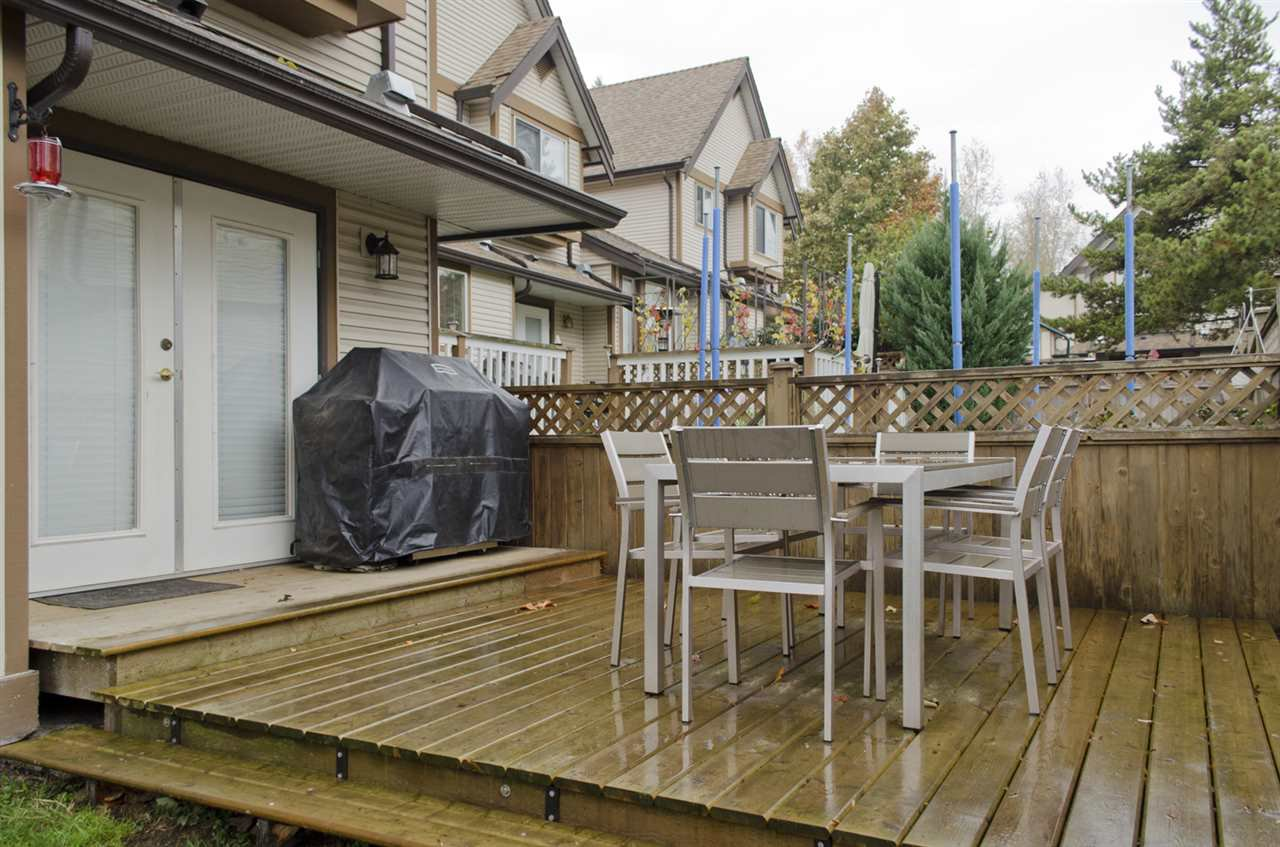 """Photo 18: Photos: 16 23151 HANEY Bypass in Maple Ridge: East Central Townhouse for sale in """"STONEHOUSE ESTATES"""" : MLS®# R2221490"""
