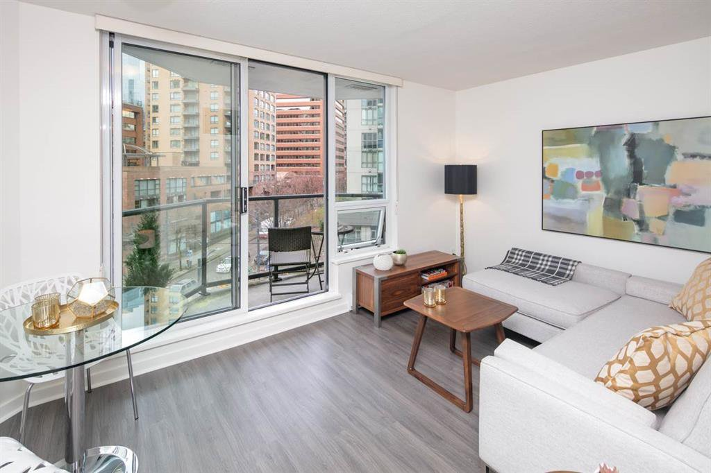Main Photo: 503 1212 HOWE Street in VANCOUVER: Downtown VW Condo for sale (Vancouver West)  : MLS®# R2155778