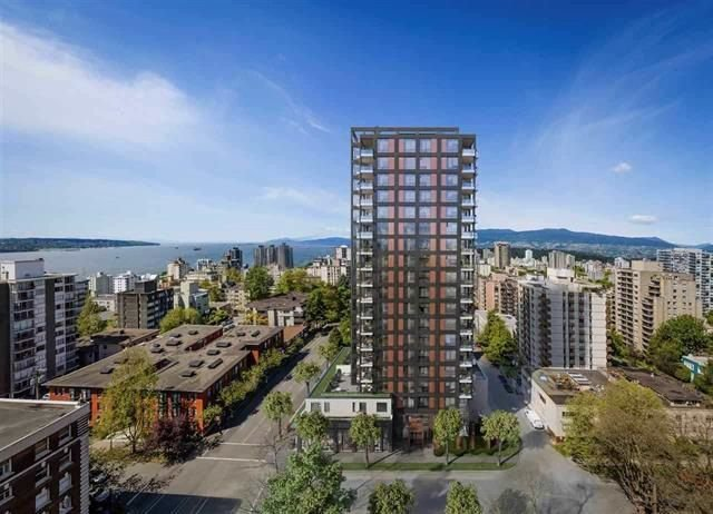 """Main Photo: 603 1171 JERVIS Street in Vancouver: West End VW Condo for sale in """"THE JERVIS"""" (Vancouver West)  : MLS®# R2257014"""