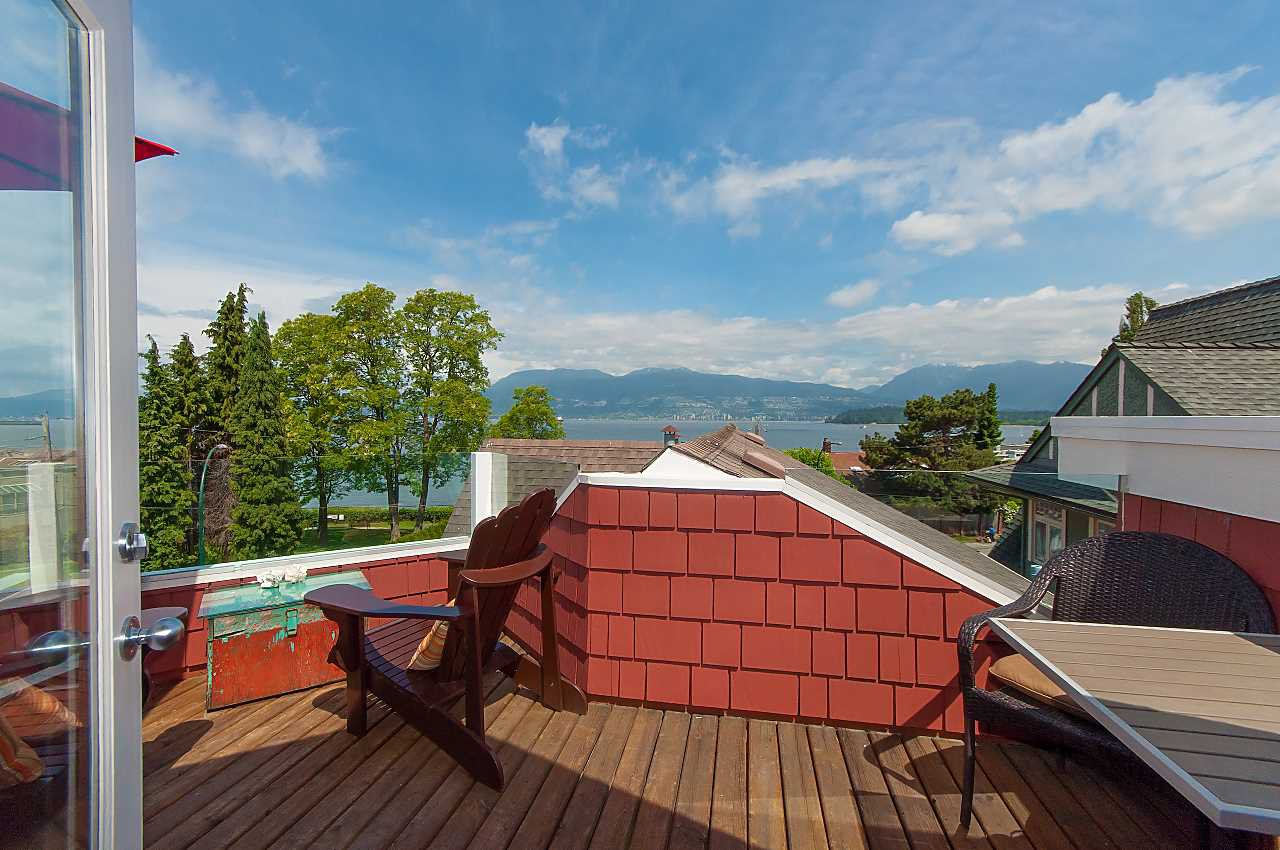Photo 16: Photos: 2659 YORK Avenue in Vancouver: Kitsilano House 1/2 Duplex for sale (Vancouver West)  : MLS®# R2273666