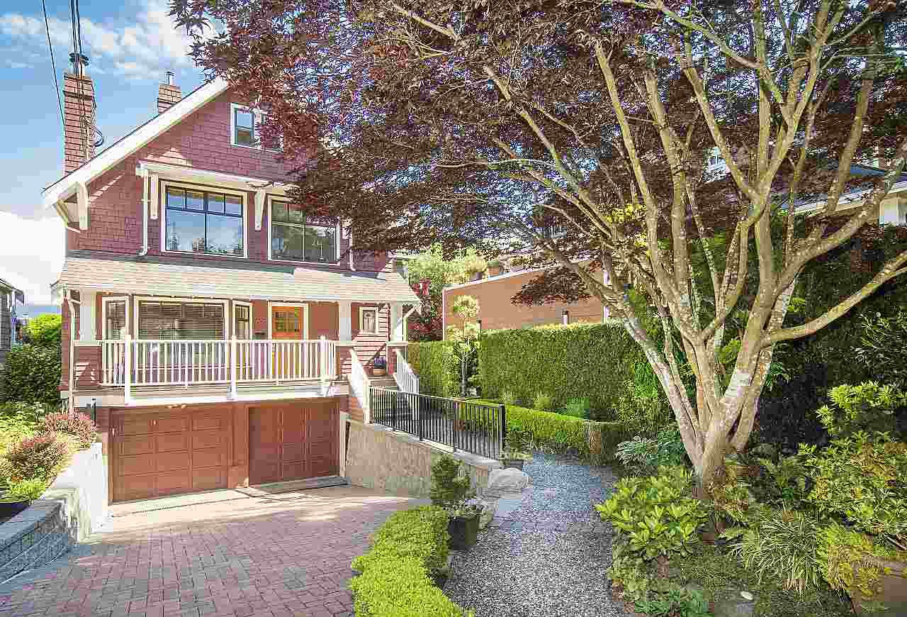 Photo 2: Photos: 2659 YORK Avenue in Vancouver: Kitsilano House 1/2 Duplex for sale (Vancouver West)  : MLS®# R2273666